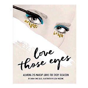 LOVE THOSE EYES: Sarah Ellis & Elisa Mazzone- Book